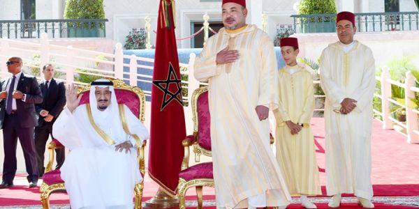 التعاون العسكري بين المغرب والسعودية.. بلاغ مشترك: حصيلة إيجابية وباغين نزيدو نطورو التعاون