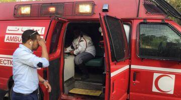 حرب الطرق. فاجعة بين أكادير ومراكش.. ماتو 6 أشخاص محروقين فحادثة سير مروعة