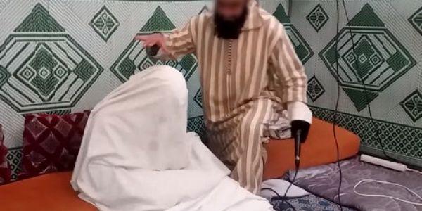 إيقاف راقي طاح مع مزوجة فالداخلة