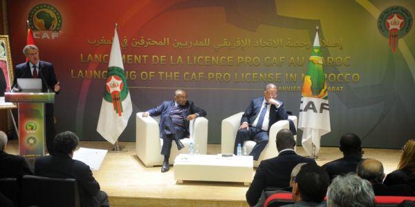 """ها لائحة المدربين المغاربة الي اجتازوا اللقاءات الأولية باش ياخدو رخصة """"كاف برو"""""""