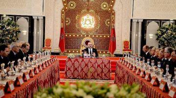 اول نشاط رسمي لمحمد السادس بعد رحلة علاج طويلة: مجلس وزاري