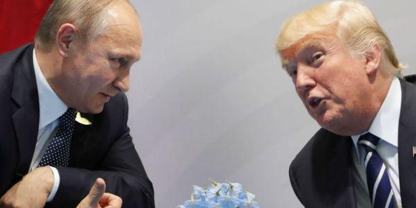 ترامب: اوباما قصى روسيا من مجموعة الدول الصناعية 8 حقاش بوتين تفوق عليه بالذكاء