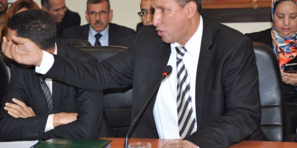 تسمم جماعي في عشاء انتخابي نظمه البرلماني المثير للجدل عبد الحق شفيق في سطاسيون يملكها بطريق مديونة في كازا