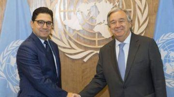 ملف الصحرا على طاولة الأمين العام للأمم المتحدة أنطونيو غوتيرس ورئيس مجلس الامن اليوم