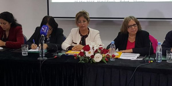 القاضية الناصري: منشور رئيس النيابة العامة كذلك مرتبط بسمو الاتفاقيات الدولية على التشريع الوطني