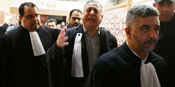 زيان كيطالب بسحب وثائق الخبرة واتهم ثلاثة ديال المحامين من دفاع المشتكيات