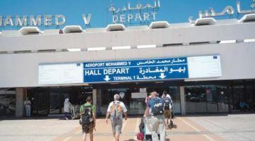 خاص. اعتقال سعودي فمطار محمد الخامس بباسبورات ديبلوماسية مزورة