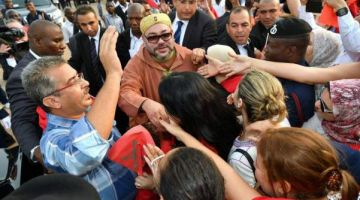 الملك محمد السادس غادي لإفريقيا.. وها البلد الافريقي الي غادي يزور أكتوبر المقبل