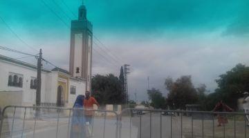 سلطات فاس سدات مسجد الصحراء حقاش كيتشقق