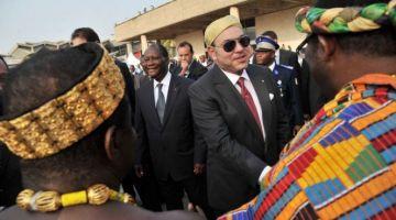 وزير الشؤون الافريقية: عندنا كوموندو لتتبع 500 مشروع دشنو الملك في افريقيا