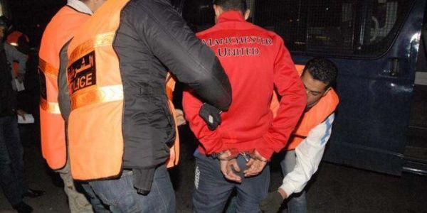 اعتقال لص فمراكش قربلها شفارة