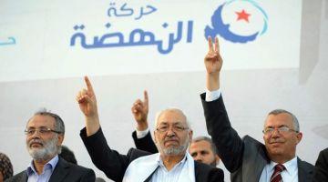 انتخاب الغنوشي زعيم حركة النهضة الإسلامية رئيسا للبرلمان التونسي