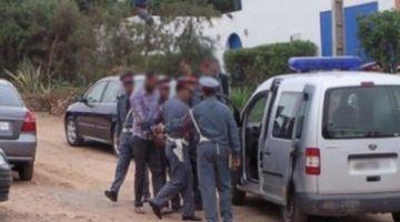 رئيس جمعية تشد بسبب تحريض مواطنين على الاعتداء جسديا على مخازنية وجدارمية