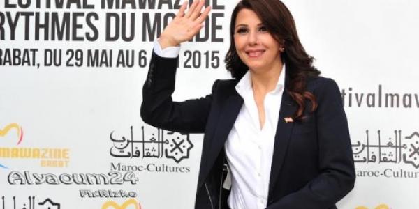 ماجدة الرومي: الشعب اللبناني كيتعرض لجريمة.. والانفجار مؤامرة سياسية