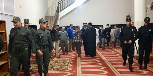 """""""الأقليات الدينية"""" كتندد بمنع اعتكافات """"العدل والاحسان"""" وكتطالب بإحصاء لغير المسلمين فالمغرب"""