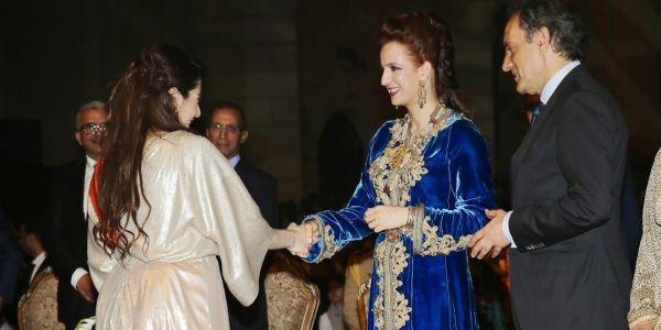 رئيس مهرجان فاس للموسيقى العريقة المتهم بإختلاس أموال عمومية هو لي غادي يستقبل ويكلس حدا الأميرة حسناء