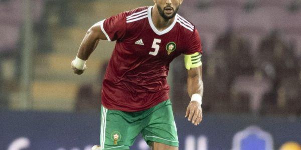 ها المغربي الوحيد فالتشكيلة المثالية للقارة الافريقية