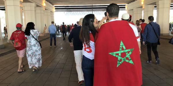 اللي بغى يمشي لمصر يشجع الاسود غير ب3 الاف درهم. 82 رحلة لنقل 7500 مشجع