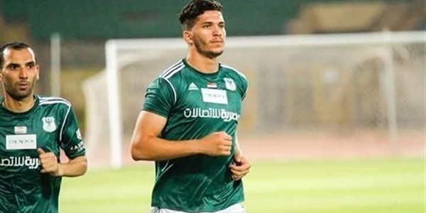 حصلة لاعب فلسطيني في المغرب سالات