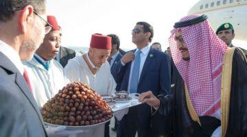 الملك سلمان والملك محمد السادس بحثوا علاقات البلدين فاتصال هاتفي
