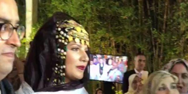 بالفيديو. والي جهة كلميم السابق الحضرمي دار عرس مفخفخ لولدو فالرباط