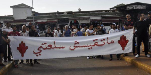 حراك التجار مشا بعيد: تحالف المنظمات المهنية والباطرونا كيهدد بأزمة اقتصادية
