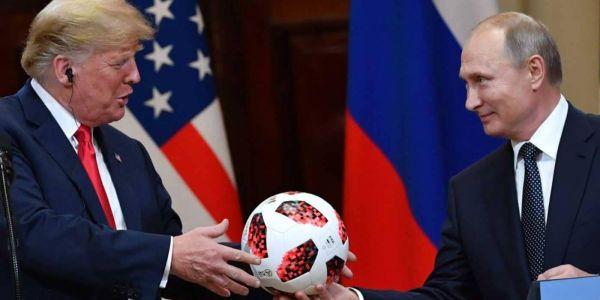 الكادو ديال بوتن لترامب دوزوه فالفحص الأمني