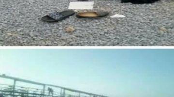 عشرات الإصابات بعد انهيار المدرجات ديال جماهير أسبوع الجمل بگليميم + صور