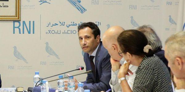 """وزير المالية: الاقتصاد الوطني قادر يمتص الصدمات اللّي واقعة بسبب """"كورونا"""""""