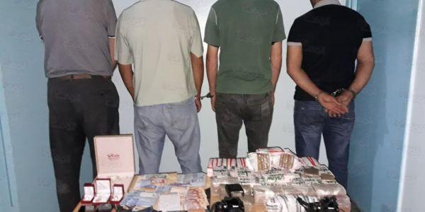 """البوليس طار على عصابة كتگريسي بالسيوفا ولكريموجين ف""""السونطر ڤيل"""" ديال كازا"""