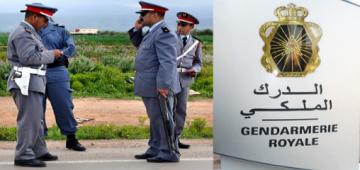 بويزكارن نواحي كلميم.. باراج ديال الجدارمية طيّح عسكري متقاعد متهم بالنصب والاحتيال على عاطلين