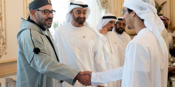 بعد جزر السيشل. محمد السادس في زيارة رسمية للإمارات