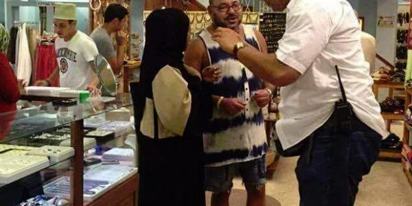 سيدنا مستوني بلباس صيفي دايرة هاد ليام (صورة)