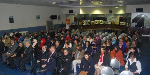 قنصلية المغرب ف بروكسيل تبدلات وولات مكان مفتوح ديال الندوات و المعارض الفنية