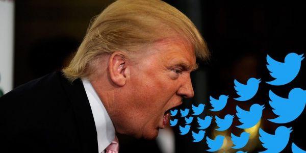 """ترامب قودها ثاني. نايض العجاج على """"تويت"""" كتبو الرئيس الامريكي كيهاجم فيه ضحية تحرش"""
