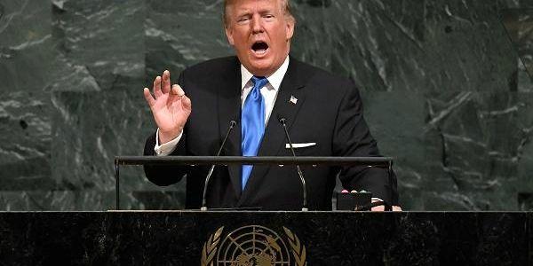 بالفيديو: رؤساء الدول ضحكو على ترامب ف مقر الأمم المتحدة