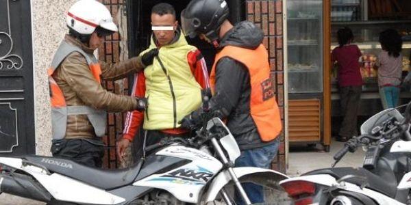 البوليس قرقبو على شي مجرمين من سمياتهوم خاصهوم الحبس