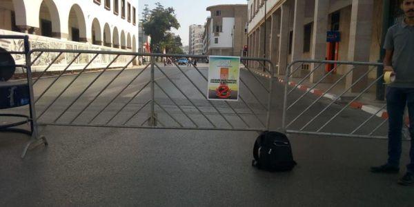شارع محمد الخامس فالرباط بلا طونوبيلات هاد انهار.. مبادرة مغربية زوينة للحفاظ على البيئة واقتصاد الطاقة (+صور)