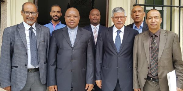 جنوب إفريقيا باغا تعطي الدعم للبوليساريو