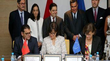 لجنة الفلاحة والتنمية القروية بالبرلمان الاوروبي موافقة على تجديد الإتفاقية الفلاحية مع المغرب