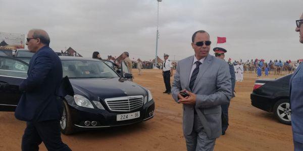 المنطقة الأمنية بسيدي إيفني ولات تابعة لولاية أمن العيون