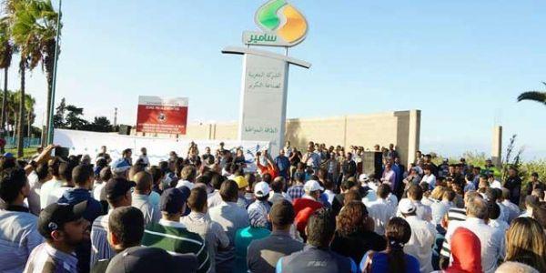 النقابة الوطنية ديال صناعات البترول مزالة محيحة على الحكومة وها باش كتطالب