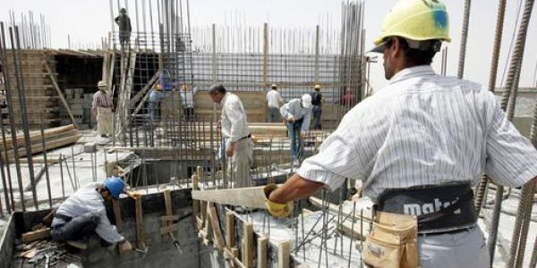 حوالي 60 بالمائة من موالين مقاولات البناء كيتوقع استقرار نشاط القطاع