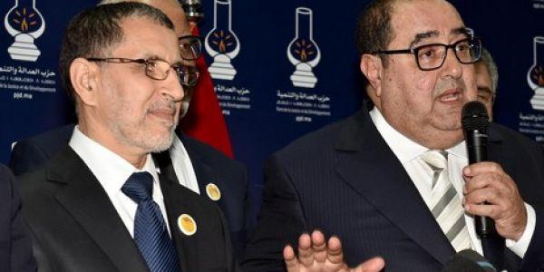 """انقسام فالحكومة:  لشكر هاجم صفقة """"عطيني نعطيك"""" بين العثماني و""""البي بي اس"""" ولقاء الأغلبية قريب"""