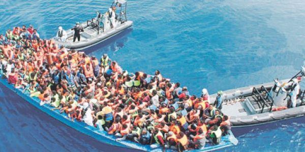 البحرية الملكية نقدات 19 حراگ بساحل كازا