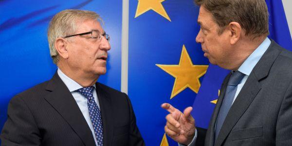 الصبليون زربانة على توقيع الإتفاق التنفيذي لاتفاقية الصيد البحري بين المغرب والإتحاد الأورويي