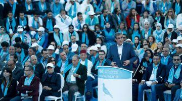 """أخنوش متمسك بـ""""مسار الثقة"""": كفاءات التجمع الوطني غاتقول كلمتها فالمستقبل"""