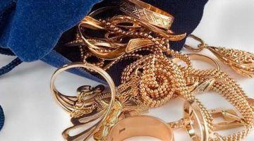 دار تكشطات من الذهب ومجوهرات ثمينة فانزكان. .. و لونكيط طيّح راجل ومرتو