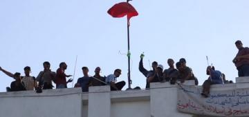 المعطلين فالناظور عندهوم جوج مكاتب لجمعية وحدة!