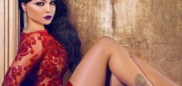 هيفاء وهبي محيحة باش توقف عرض الفيلم ديالها الجديد حيت الشركة المنتجة مخلصاتهاش